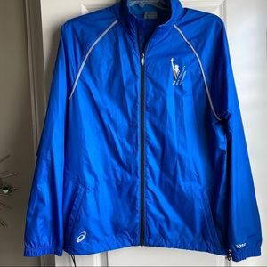 ASICS NYC Marathon Running Jacket